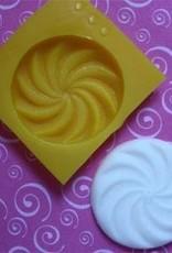 "CK Swirl Mint Mold (1-1/4"")"