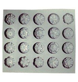 Voorhees Snowflake Mint Mold