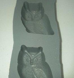 Voorhees Owl Mint Mold