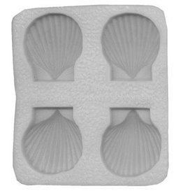 Vorhees Shell Mint Mold