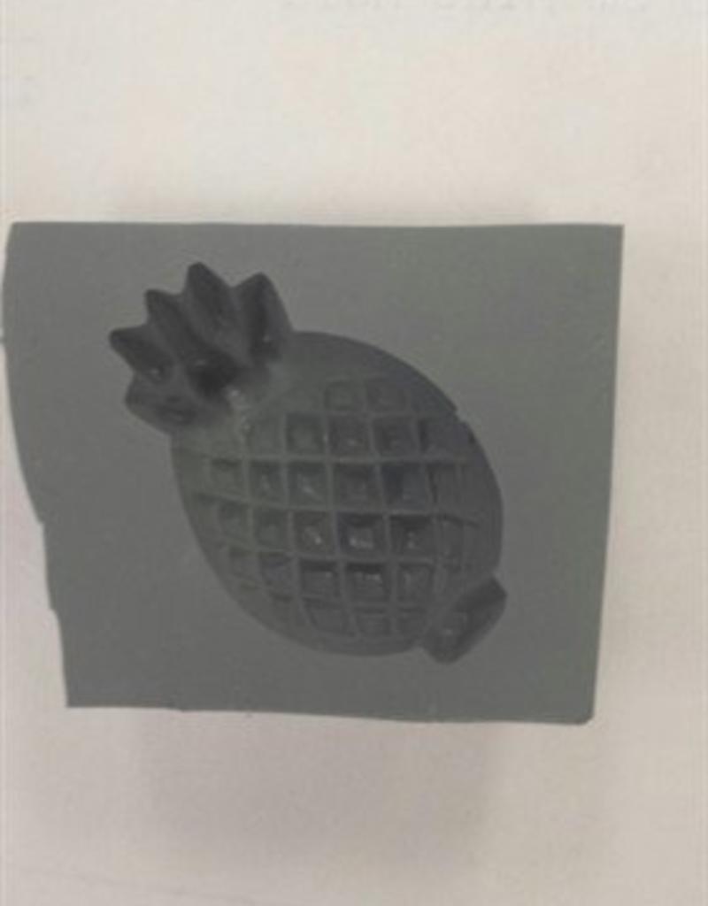 Voorhees Pineapple Mint Mold