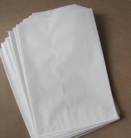 Associated Bag Paper Sacks (White) 25 per pkg