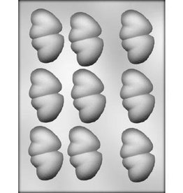 CK Products Double Heart Chocolate Mold
