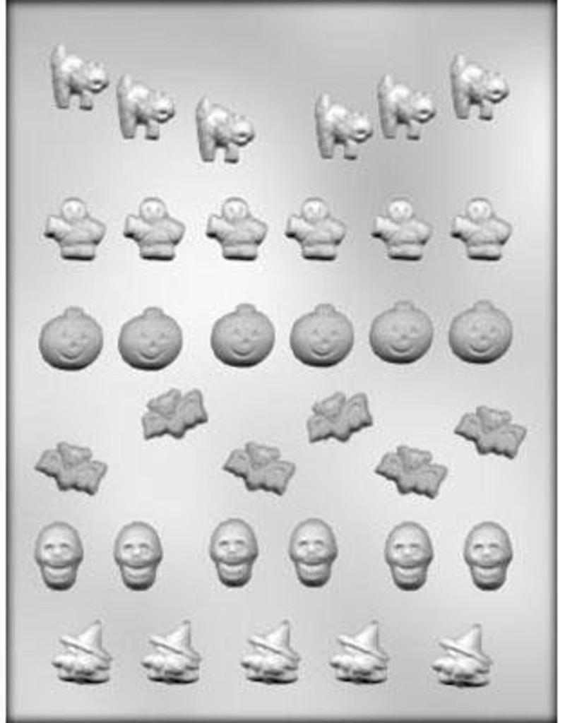 CK Products Halloween Assortment Chocolate Candy Mold