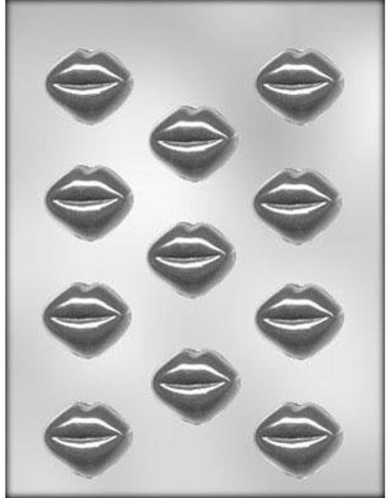 CK Products Lips Chocolate Mold