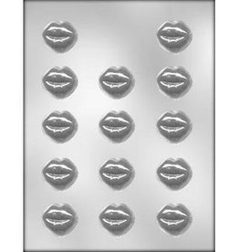 "CK Products Lips Chocolate Mold (1-3/8"")"
