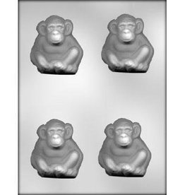 CK Products Monkey Chocolate Mold