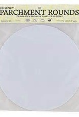 Harold Import Company Parchment Rounds (8 inch)