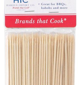 Harold Import Company Skewers 4\ Bamboo