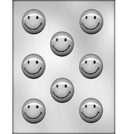 CK Products Smiley Face Hard Candy Mold