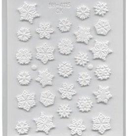 CK Snowflake Hard Candy Mold