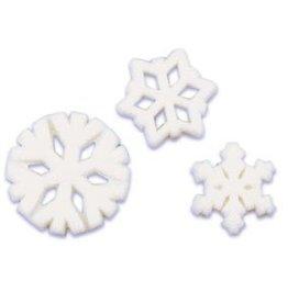 Decopac Snowflake Sugar Dec-Ons