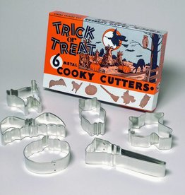 R and M Trick or Treat Cookie Cutter Set