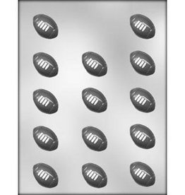 """CK Products Football (1-1/2"""") Chocolate Mold"""