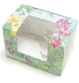 CK Products EGG BOX W/WINDOW (1/4#)