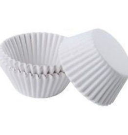 Mid Continent Paper White Baking Cups Jumbo (45-50ct)