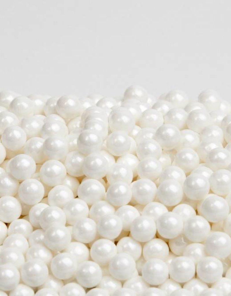 Decopac White Sugar Pearls
