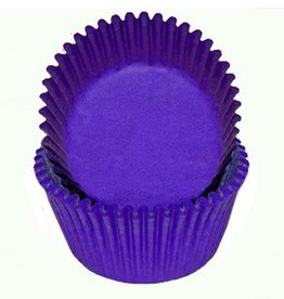 CK Purple Baking Cups (approx 30-40)