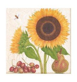 Caspari Botanical Studies Luncheon Napkin (20ct)