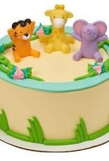 Decopac Bath Toy Deco Set Cake Topper (3pc)