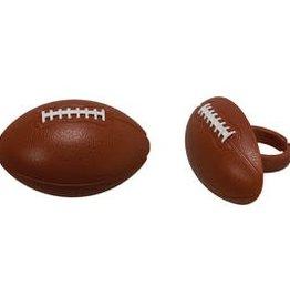 Decopac Football Cupcake Rings (12ct)
