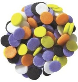 Deco Pack Trick or Treat Quins (Black, Purple, Green, Orange, White)
