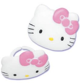 Decopac Hello Kitty Cupcake Rings (12/pkg)