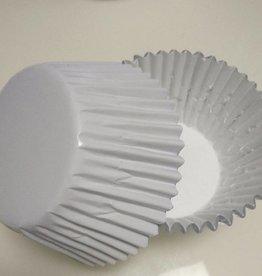 Viking White Foil Baking Cups