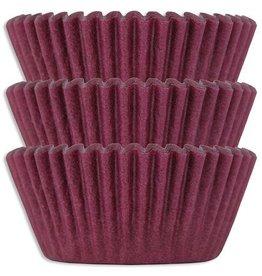 Viking Burgundy Baking Cups (30-40/pkg)