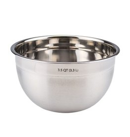 Tovolo 3.5 Qt. Stainless Steel Mixing Bowl