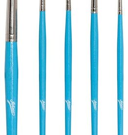 Ateco 5-pc Artist Brush Set
