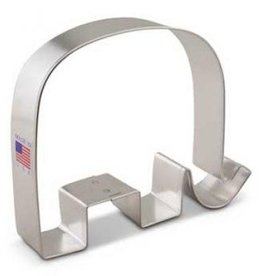 "CK Products GOP Elephant Cookie Cutter (3-5/8"")"