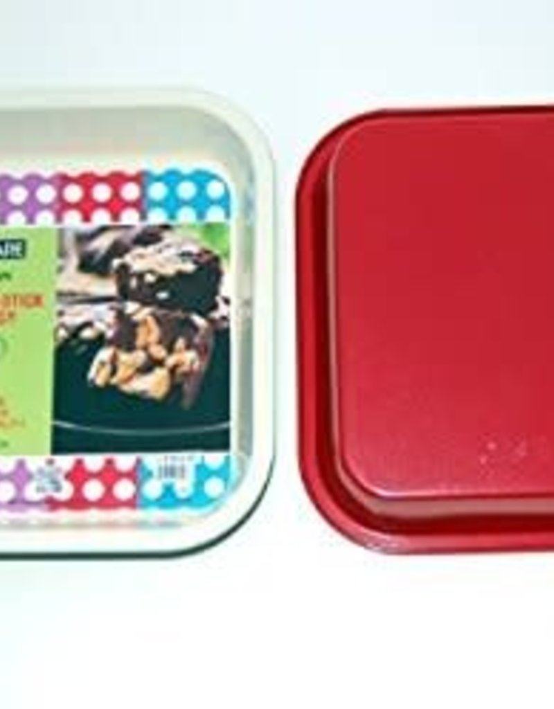 """Casa Ware Square Pan 8'"""" (Red)"""