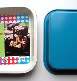 "Casa Ware Square Pan 8"" (Blue)"