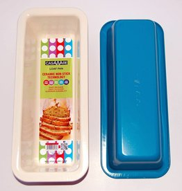 Casa Ware Loaf Pan 12x5x3 (Blue)