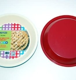 "Casa Ware Pie Pan 9"" (Red)"
