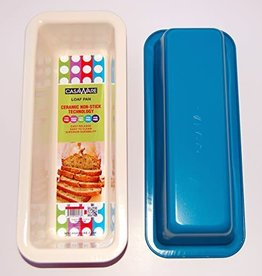 Casa Ware Loaf Pan 9x5x2 (Blue)