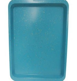 Casa Ware Cookie/Jelly Roll Pan 10x14 (Blue Granite)