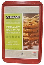 Casa Ware Cookie/Jelly Roll Pan 11x17 (Red Granite)