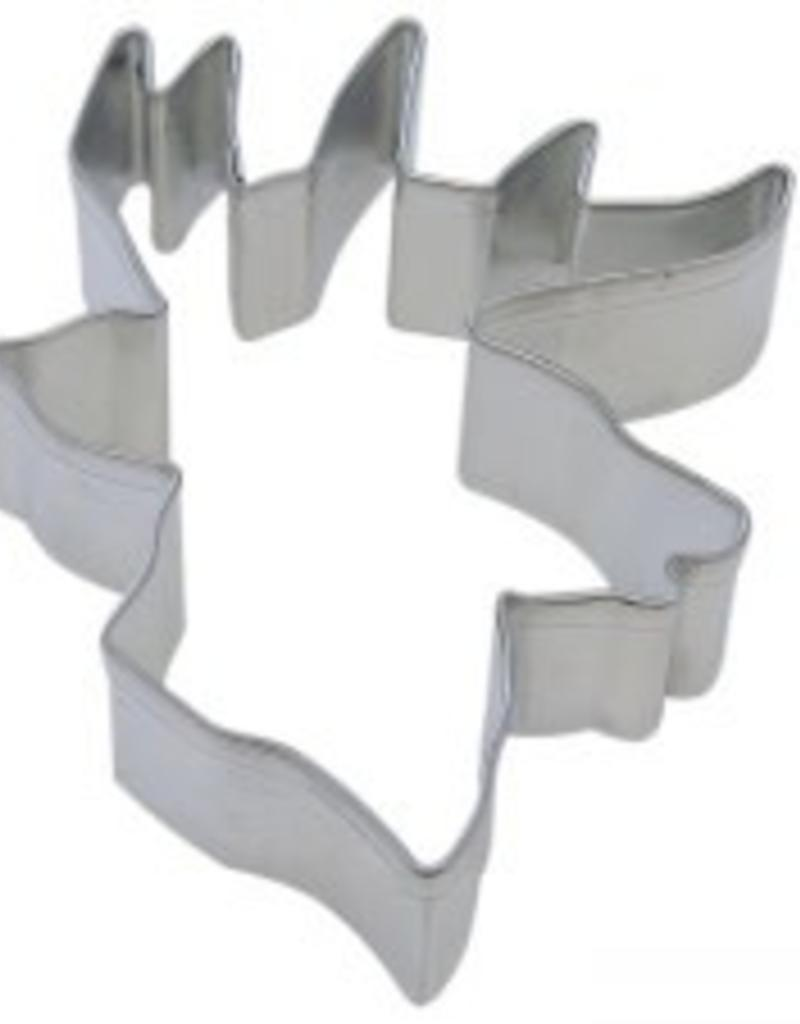 """R and M Deer Head Cookie Cutter 4"""""""
