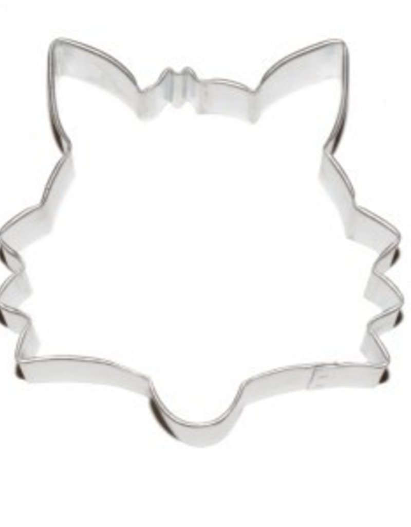 R and M Fox Cookie Cutter 3.5""