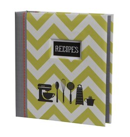 CR Gibson Pocket Page Recipe Book (Kitchen Gear)