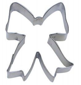 """R and M Bow Cookie Cutter (3.5"""")"""