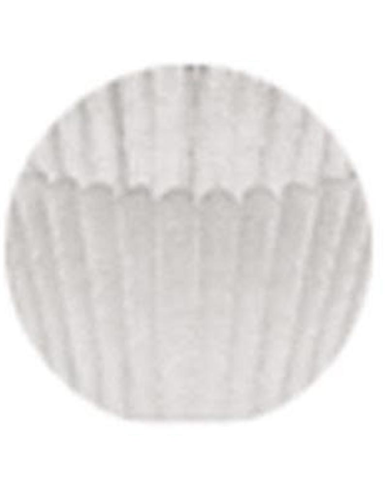CK Products WHITE CANDY CUPS #3  (40-50 per pkg)