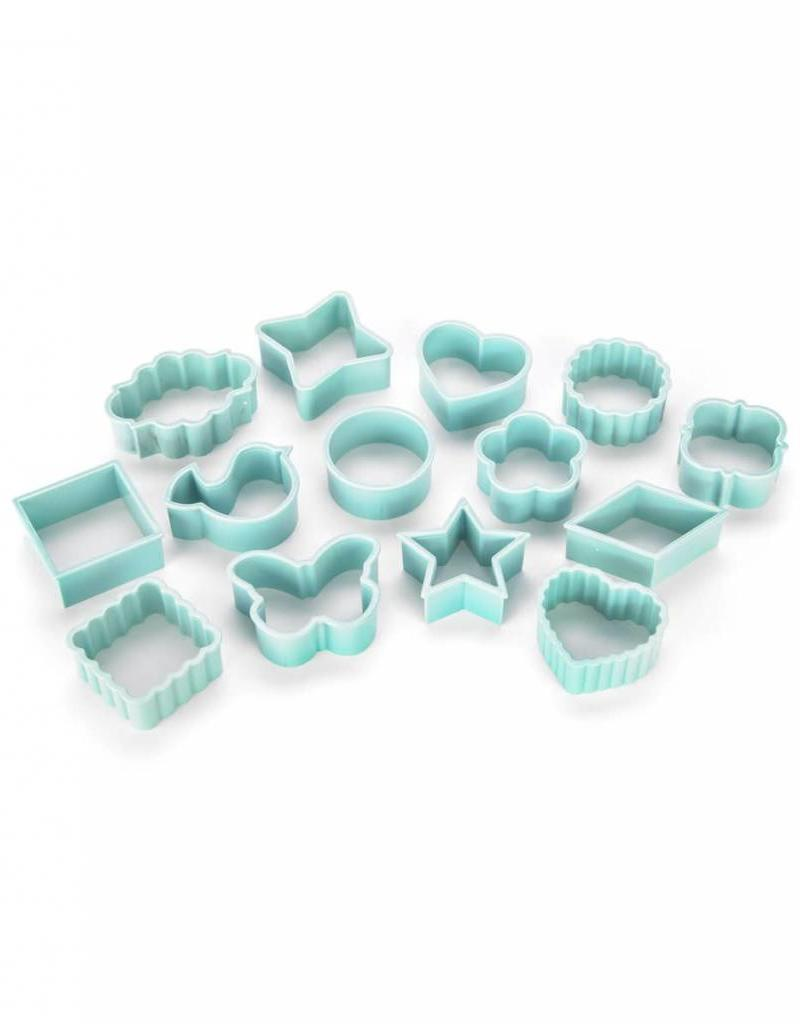 Sweet Creations Mini Shapes Cutters, 14pc