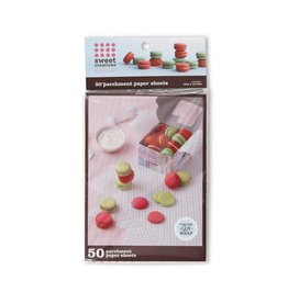 Sweet Creations Parchment Paper Sheets (Dots) 50pk
