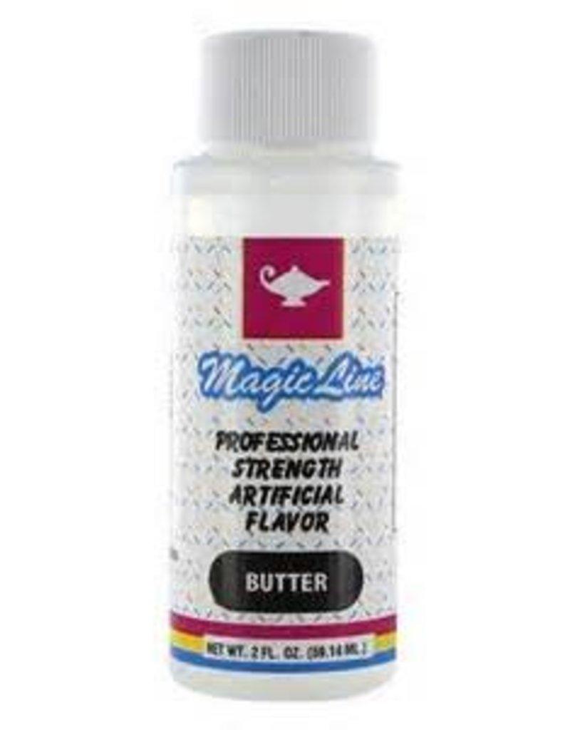 Parrish / Magic Line Butter Flavoring (2 oz.)