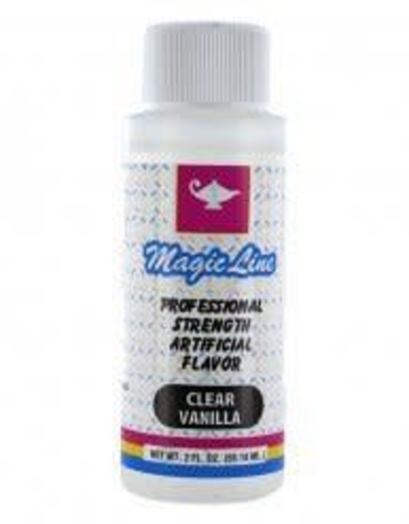 Parrish / Magic Line Clear Vanilla (2 oz.)