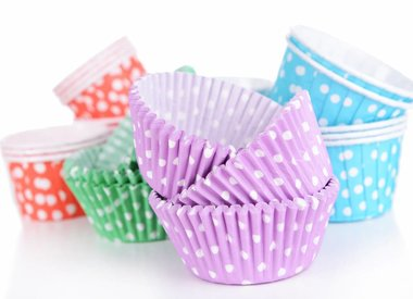 Baking Cups (Paper & Glassine)