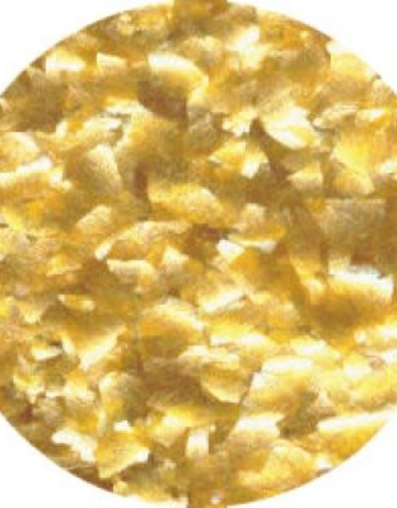Edible Glitter (Metallic Gold)